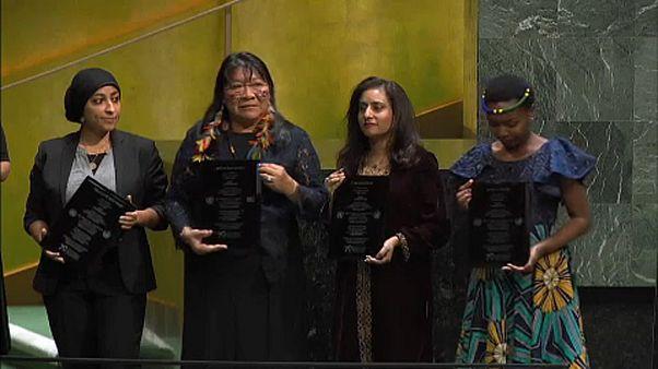 Átadták az ENSZ emberi jogi kitüntetéseit