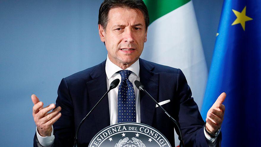 """Conte: """"Deficit al 2,04% senza toccare pensioni-reddito cittadinanza"""""""