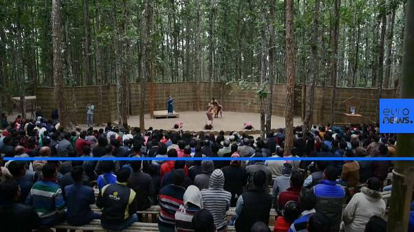 The Indian festival where theatre meets nature