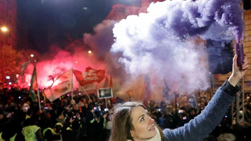 Las manifestaciones en Hungría explicadas: ¿Cuál es la raíz de las protestas?