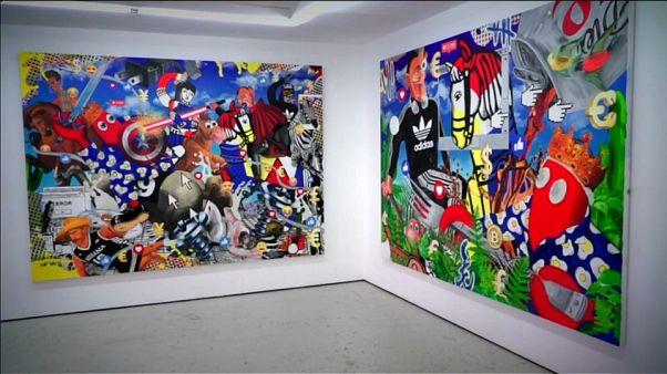 Philip Colbert, l'héritier d'Andy Warhol
