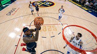 """НБА: победа """"Денвера"""" и поражение """"Уизардс"""""""