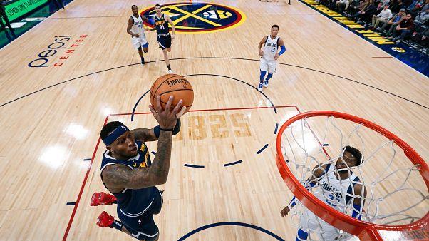 Denver Nuggets e Atlanta Hawks somam vitórias na NBA