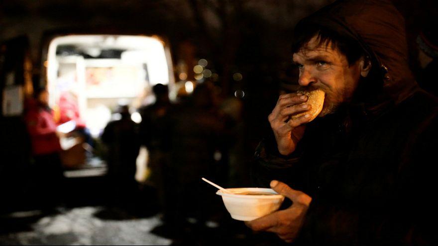 افزایش شمار بیخانمانها در ایالات متحده آمریکا در سال ۲۰۱۸