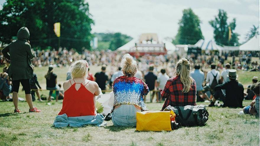 Have your say: Man-free Swedish music festival 'violated discrimination laws'