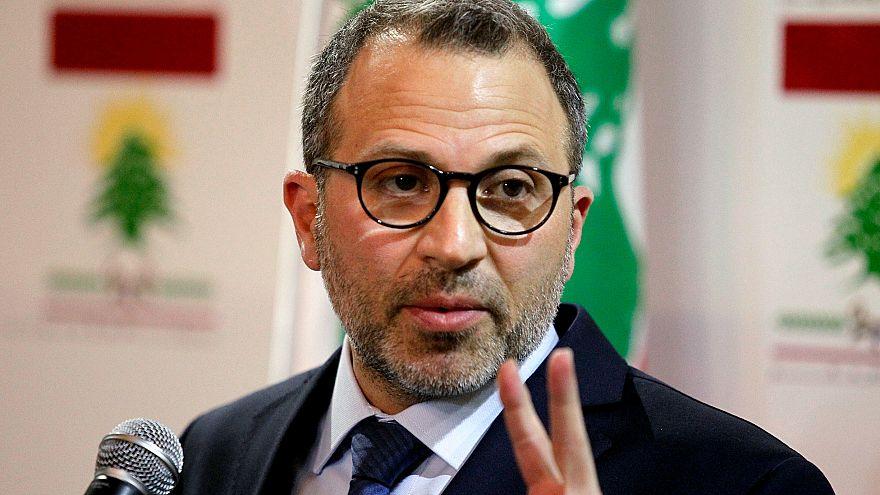 مسؤول بارز يؤكد احتفاظ وزير خارجية لبنان جبران باسيل بمنصبه في الحكومة الجديدة