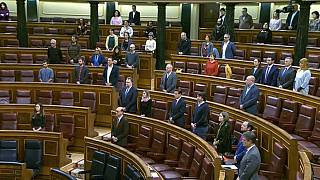 Polémico homenaje del Congreso a Laura Luelmo, el asesinato que ha consternado España