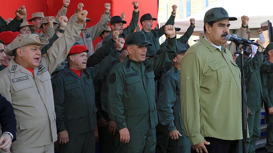 Venezuela: una milizia per la rivoluzione
