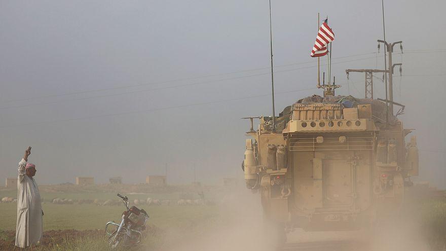 آمریکا سربازان خود را از سوریه خارج میکند