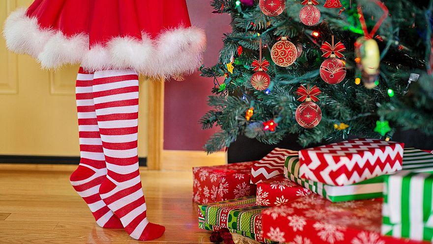 Кого ждут дети на Новый год в разных странах Европы?