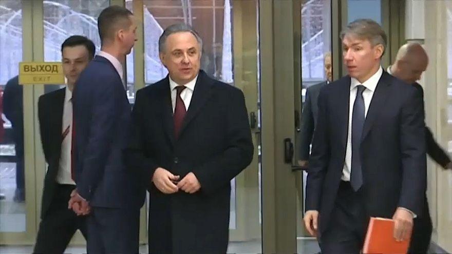 Russischer Fußballchef Mutko zurückgetreten
