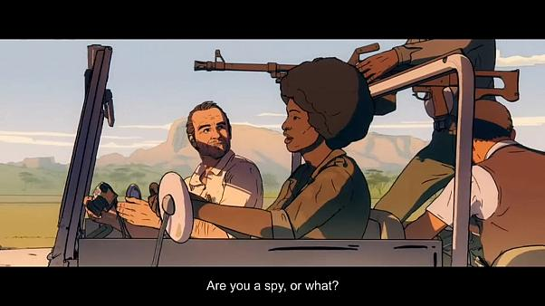 """Another Day of Life"" tells the animated story of the Angolan War"