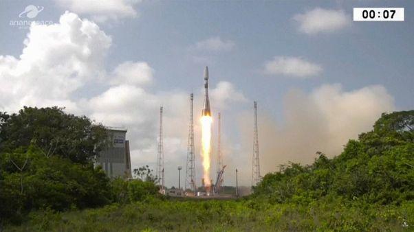 Lancement réussi pour un satellite dernier cri