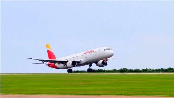 Iberia confía en cumplir con las normas que le permitan volar en la UE tras el Brexit