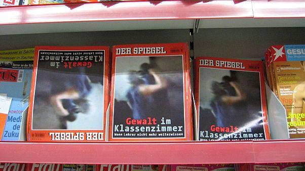 Der Spiegel magazine.