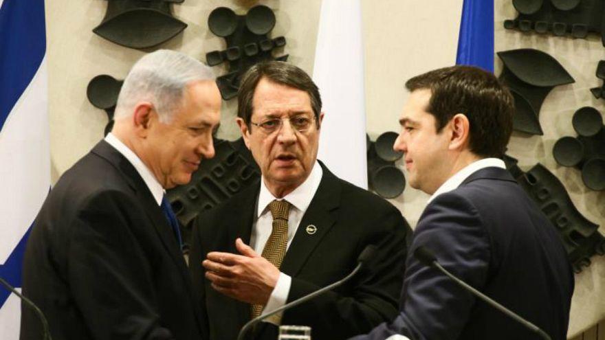 Με αμερικανική παρουσία η Τριμερής Σύνοδος Κορυφής Κύπρου-Ελλάδας-Ισραήλ