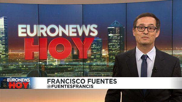 [Euronews Hoy 19/12] Las claves informativas del día