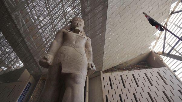 Alla scoperta del Grande Museo d'Egitto la cui apertura è fissata per il 2020