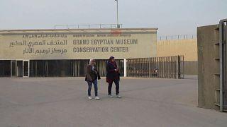 Megaprojekt: a Nagy Egyiptomi Múzeum