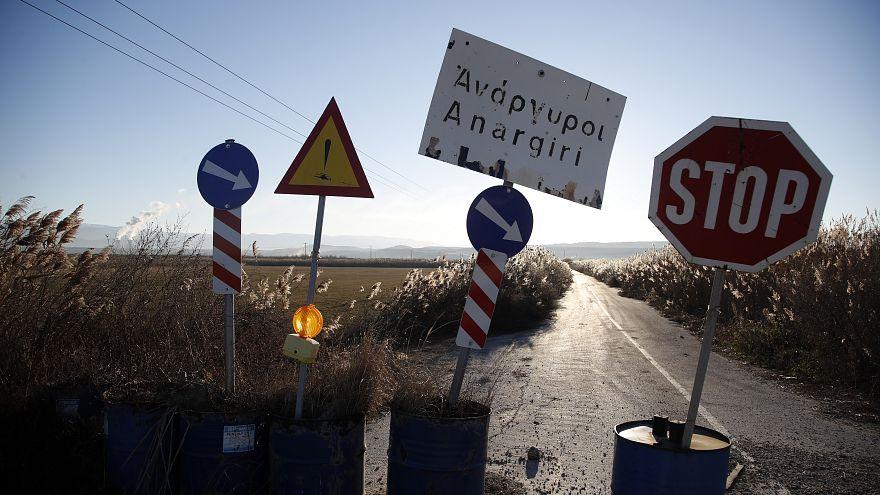 Kömür madeni Yunan köyünde deprem etkisi yarattı