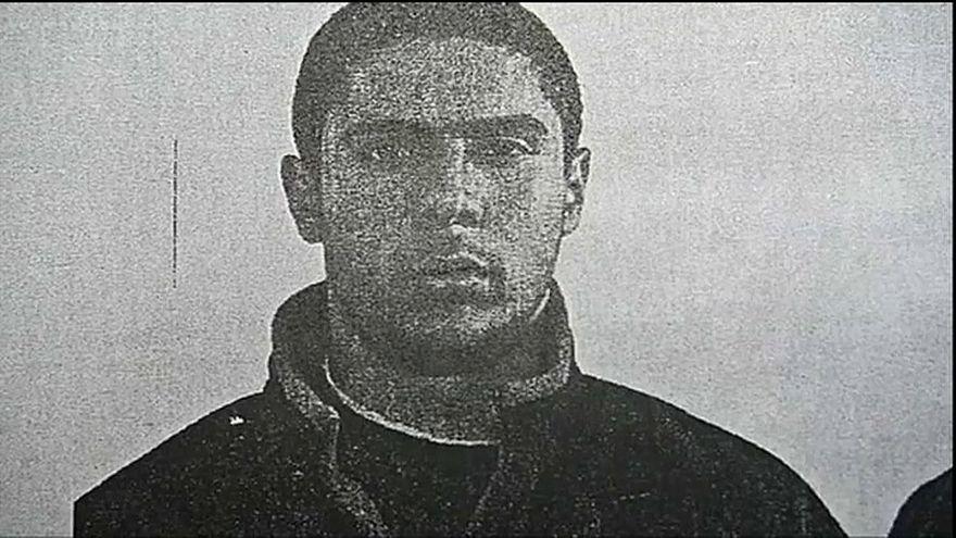 Medhi Nemmouche, l'auteur présumé de l'attentat de Bruxelles, le 24/05/2014