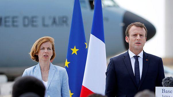 Fransız savunma bakanı: Suriye'de IŞİD bitmedi, askeri güçlerimizi çekmiyoruz