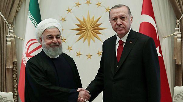 Erdoğan: Kardeş İran halkının yanında durmaya devam edeceğiz
