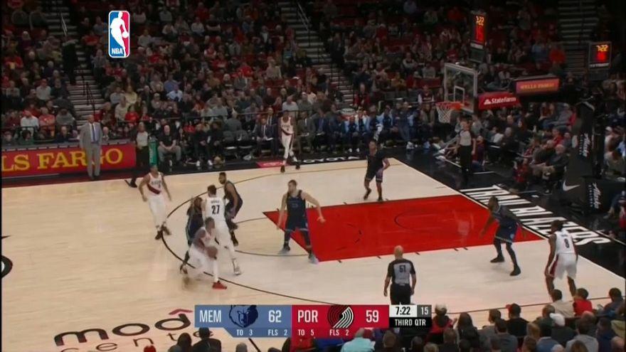 """НБА: победа """"Милуоки"""" и """"Портленд Трейд"""""""