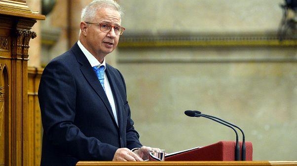 Trócsányi László igazságügyi miniszter vezeti a Fidesz EP-választási listáját