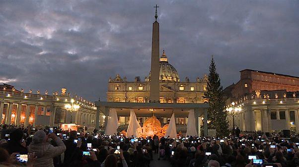 Il Vaticano sceglie il gasolio verde
