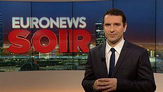Euronews Soir : l'actualité du jeudi 20 décembre