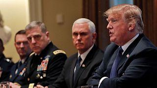 Trump Suriye kararını tweetleriyle savundu: Artık savaşma sırası başkalarında