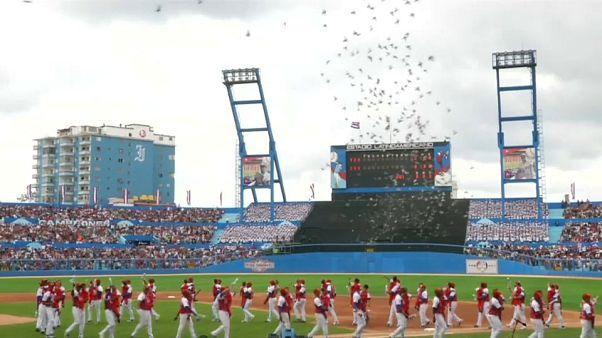 Los jugadores de béisbol cubanos podrán jugar en Estados Unidos