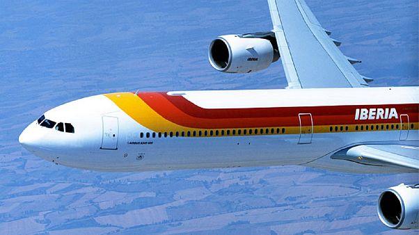 Iberia em risco de não poder operar em Espanha