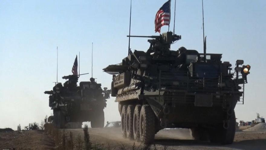 Az Egyesült Államok kivonul Szíriából. De ki vonul be?