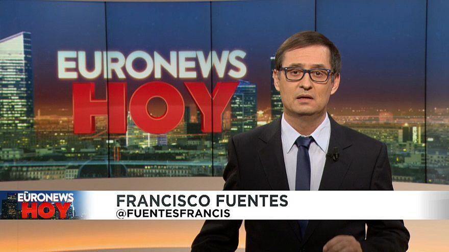 [Euronews Hoy 20/12] Las claves informativas del día
