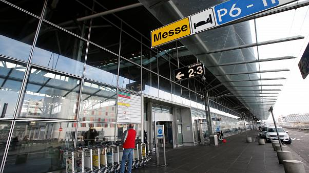 Security at German airports increased after terrorist threat reports
