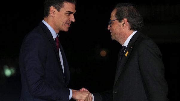 Tensioni con dialogo ad oltranza fra Madrid e la Catalogna