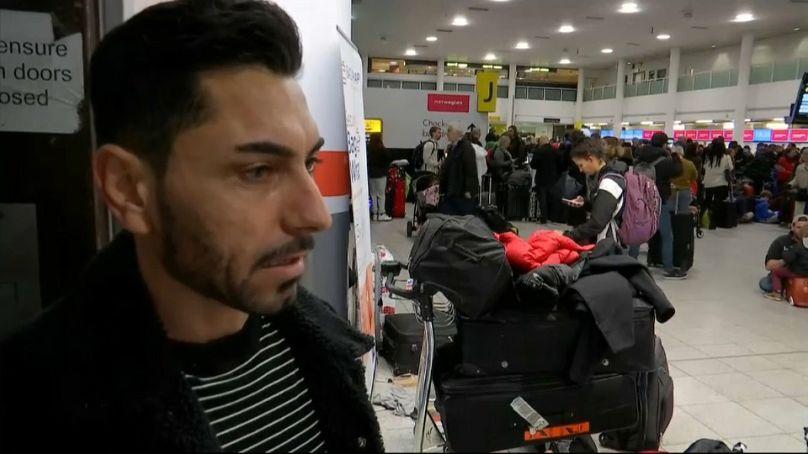 L'aeroporto di Gatwick è chiuso per colpa di due droni