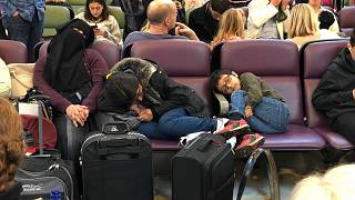 Аэропорт Гэтвик возобновил работу