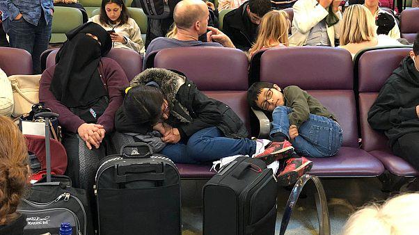 Paralysie en série à l'aéroport de Londres-Gatwick, les drones en trouble-fête