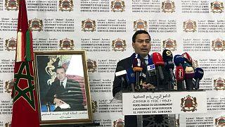 Il portavoce del governo marocchino Mustapha El Khalfi