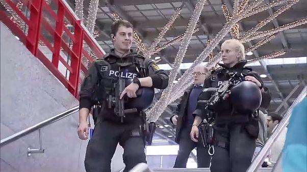 Segurança reforçada no aeroporto de Estugarda