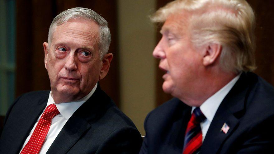 الخلاف السياسي مع ترامب يدفع وزير الدفاع الأمريكي ماتيس إلى الاستقالة
