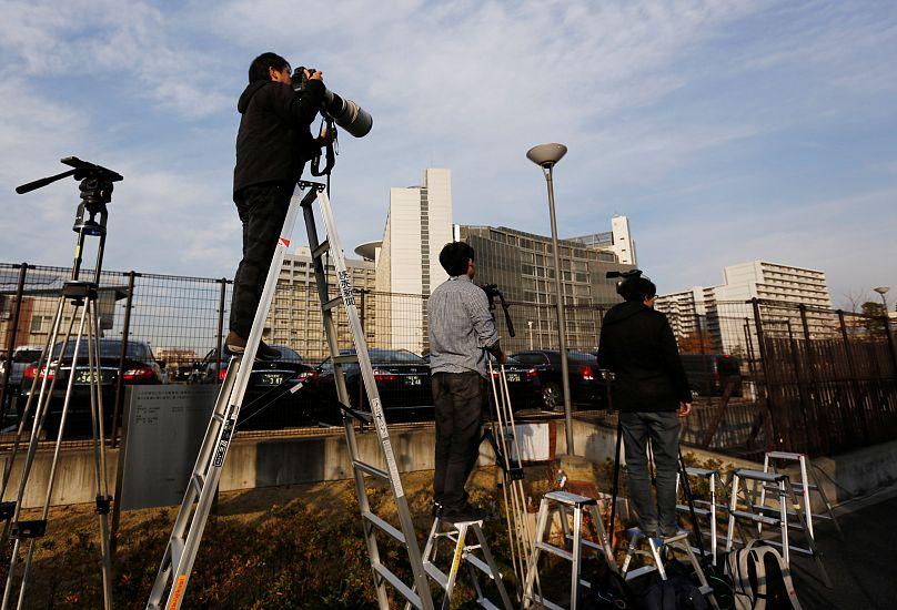 REUTERS/Issei Kato