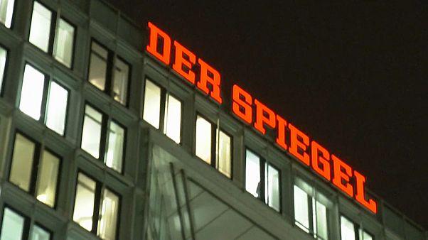 Leleplezés a Spiegelnél