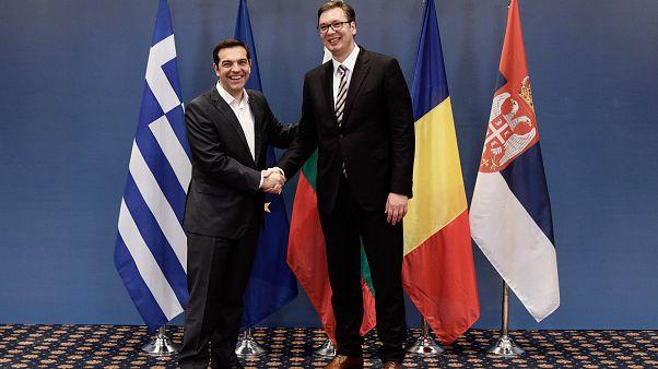Τετραμερής Ελλάδας - Σερβίας - Ρουμανίας - Βουλγαρίας
