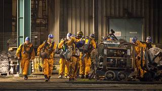 13 Kumpel bei Bergwerk-Explosion getötet