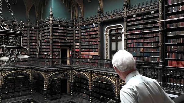 Harry Potter Feeling in Rio: eine der schönsten Bibliotheken der Welt