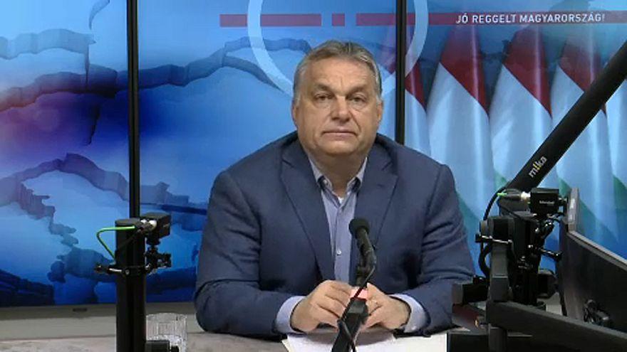 """Orbán: """"hó végén mindenki megkapja a túlórapénzét"""""""